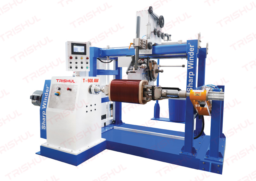 AW Series HV Coil Winding Machines