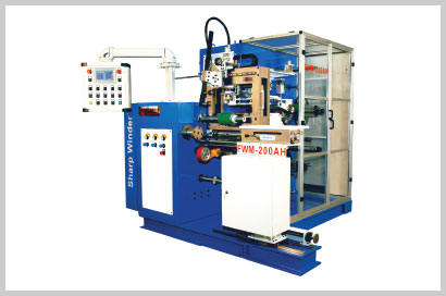 Programmable foil Winding Machines